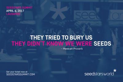 Seedstars, we are seeds