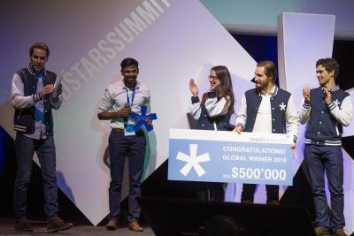 Winner SeedstarsWorld 2016