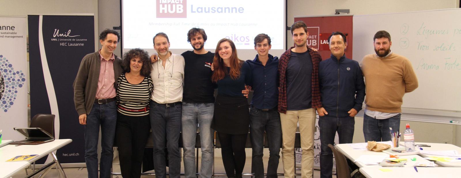 Participants Urban Creathon 2017